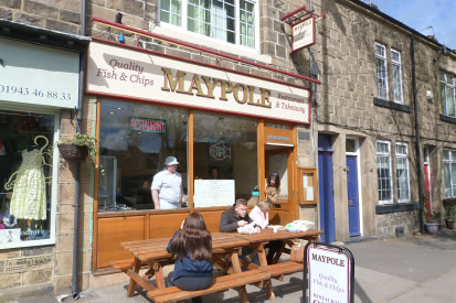 Maypole Fish & Chips
