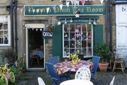 Chippendale Tea Room Otley