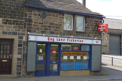 Gay Lane Fisheries