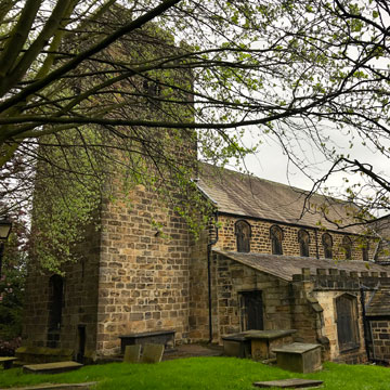Heritage Open Days - Otley Parish Church