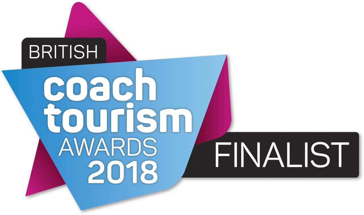 Coach Tourism Awards logo