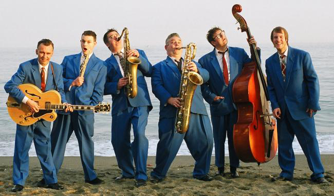 King Pleasure & the Biscuit Boys @ Otley Courthouse | England | United Kingdom