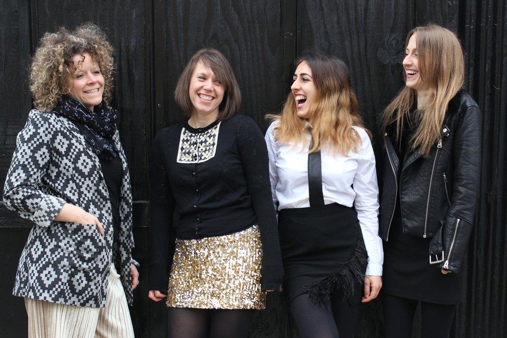 The Sisterhood @ Otley Courthouse | England | United Kingdom