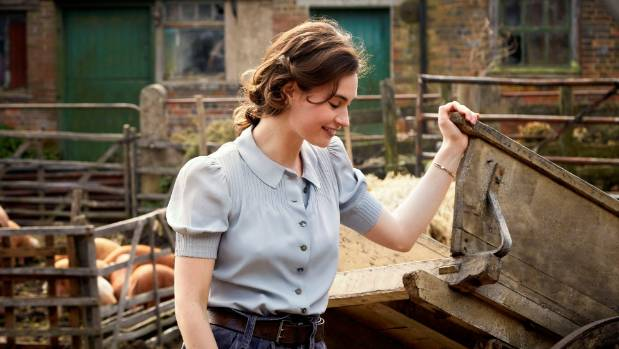 The Guernsey Literary and Potato Peel Pie Society - Movie Matinee @ Otley Courthouse | England | United Kingdom