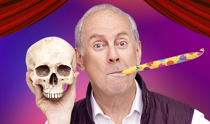 Gyles Brandreth: Break a Leg @ Otley Courthouse | England | United Kingdom