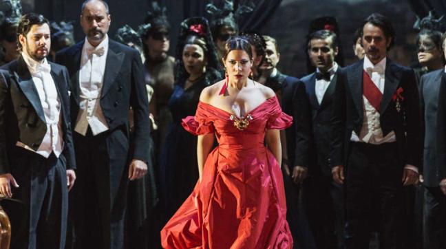 La Traviata @ Otley Courthouse | England | United Kingdom