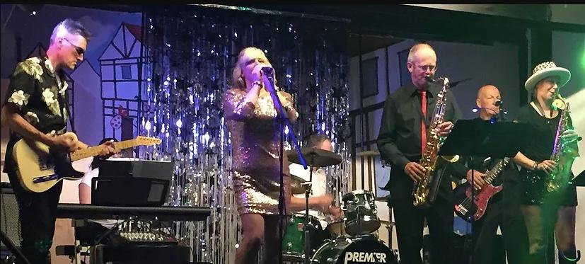 The Diamond Soul Band @ Otley Courthouse | England | United Kingdom