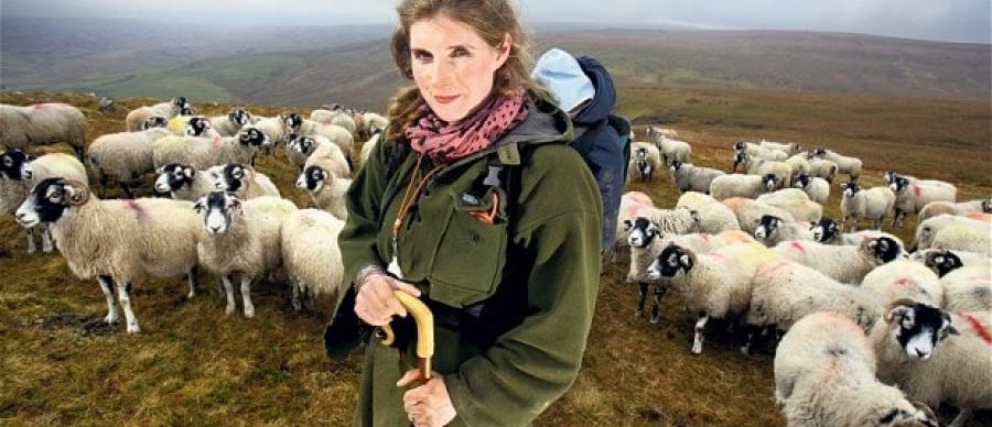 The Yorkshire Shepherdess - Amanda Owen Talk @ Otley Parish Church | England | United Kingdom