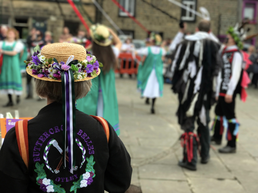 Morris Dancing taster sessions @ St Joseph's Primary School | England | United Kingdom
