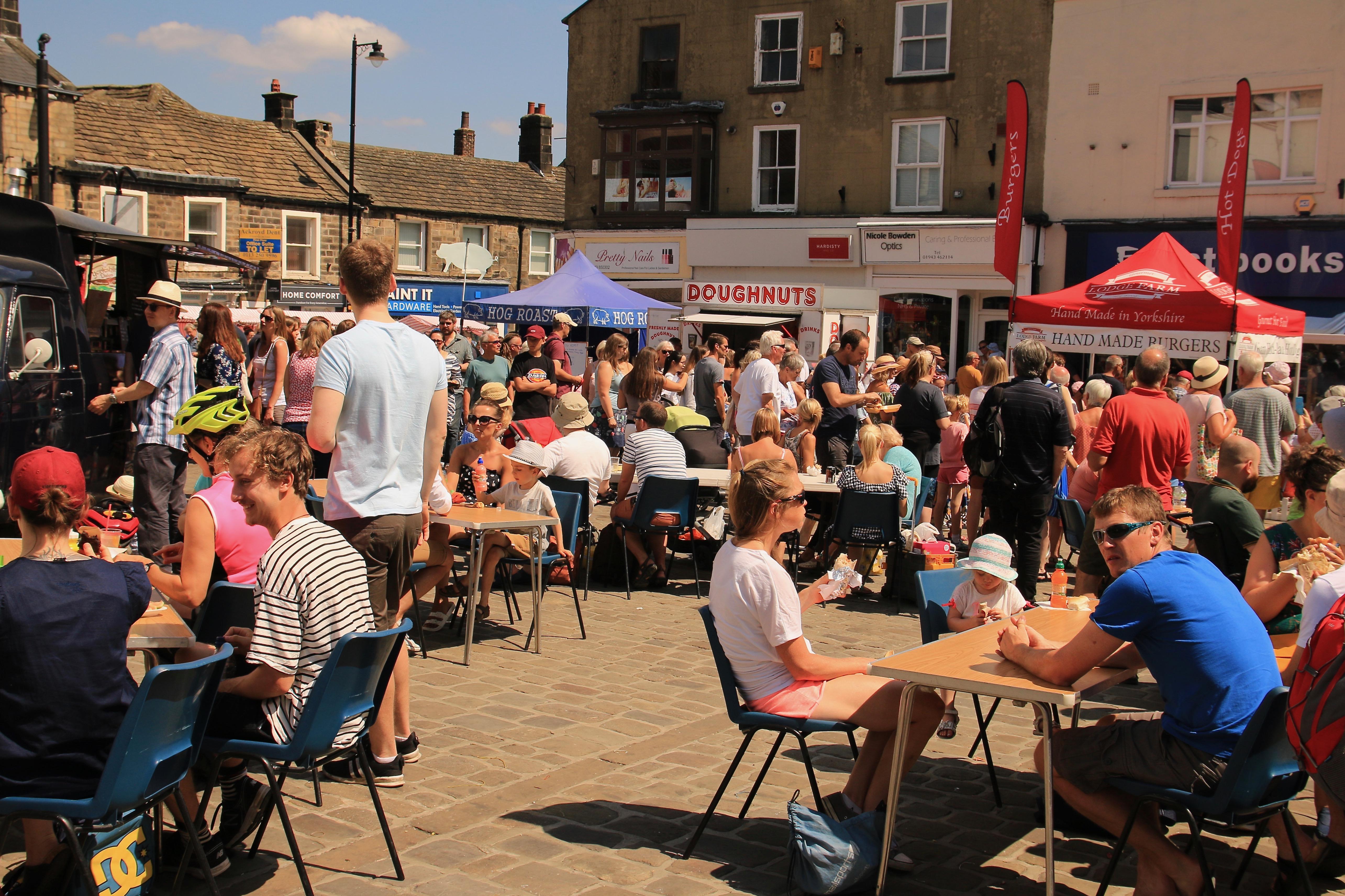Otley Food & Drink Festival - 2019 @ Otley town centre