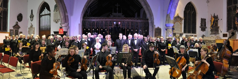 Otley Choral Society - Dido and Aeneas @ Otley Parish Church