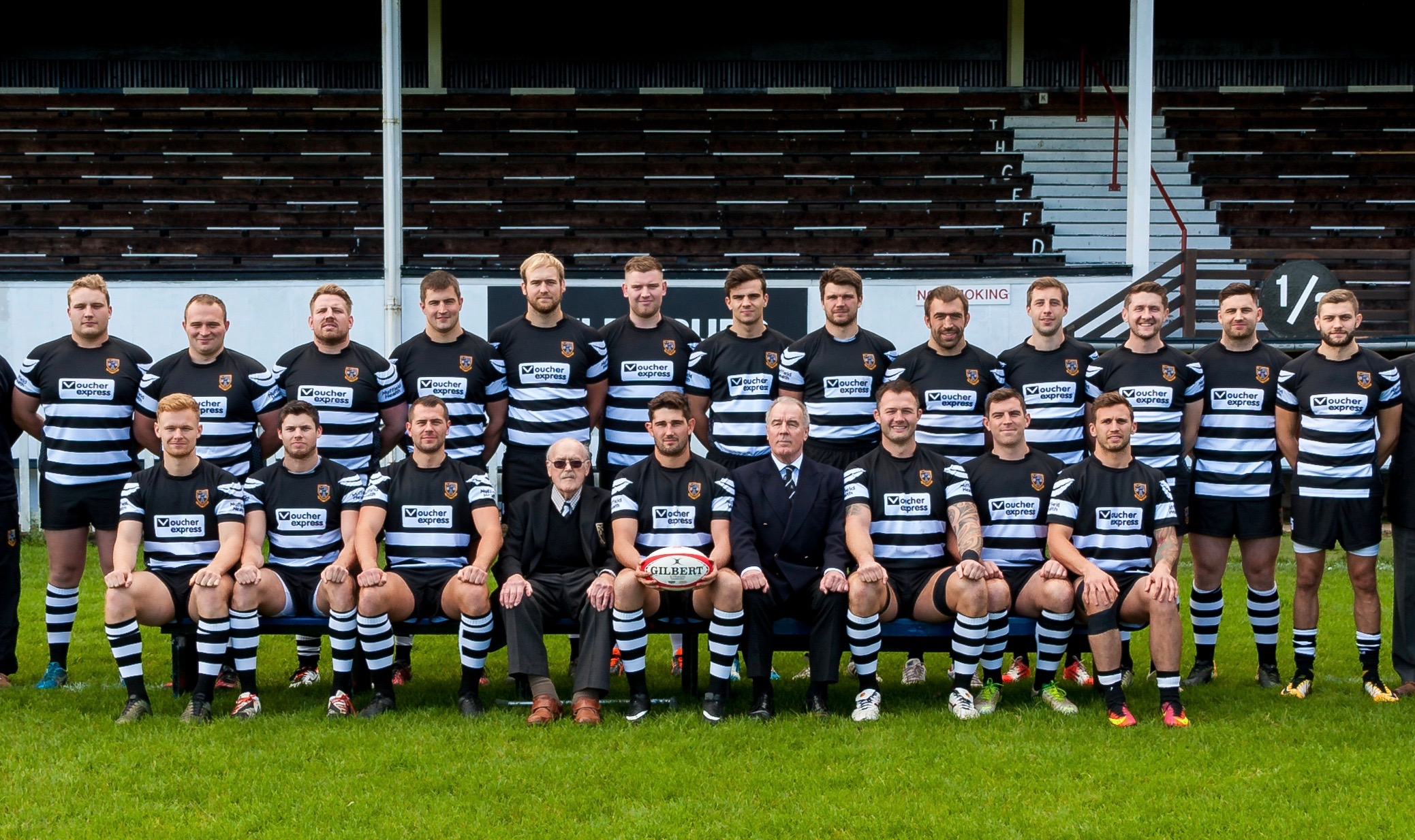 Otley Rugby Union Football Club vs Luctonians 2019-20 @ Otley RUFC
