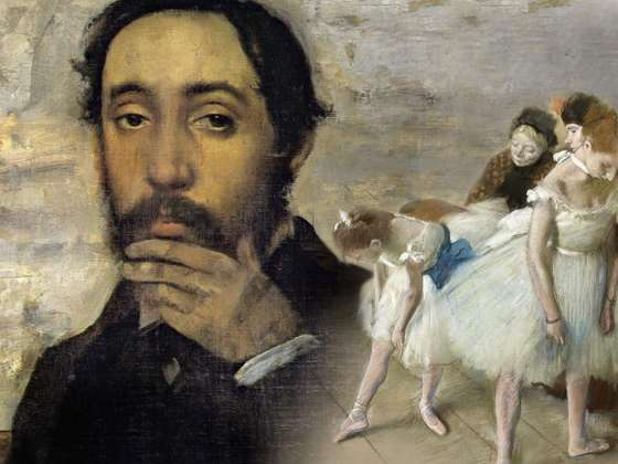 Exhibition on Screen: Degas: Passion for Perfection @ Otley Courthouse