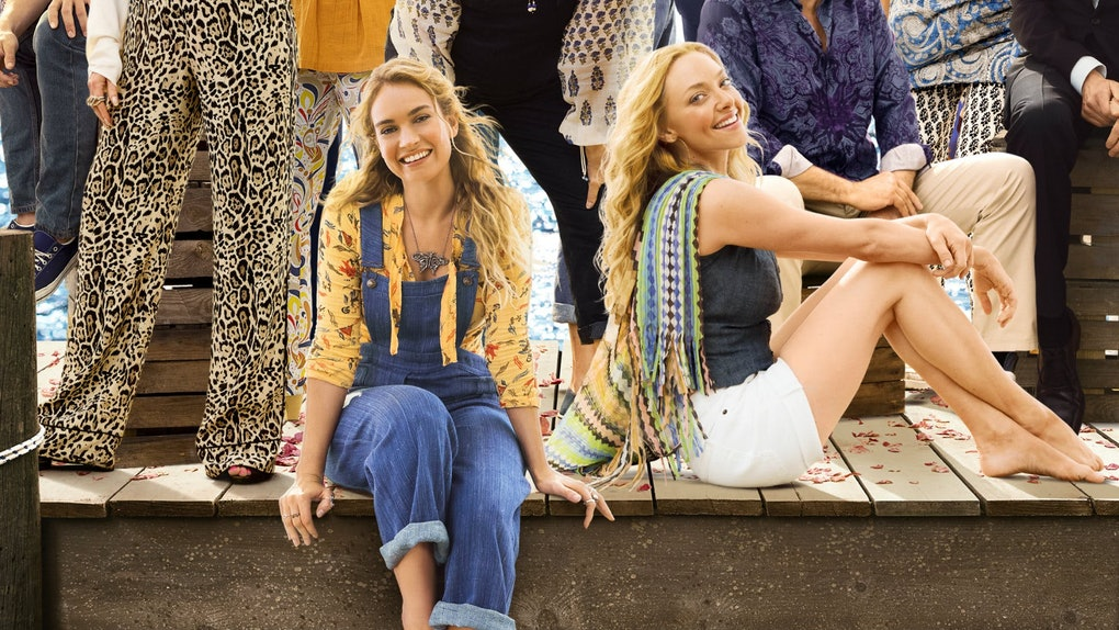 Fizz, Film & Fish 'n' Chips - Mamma Mia - Here we go again! @ Otley Courthouse