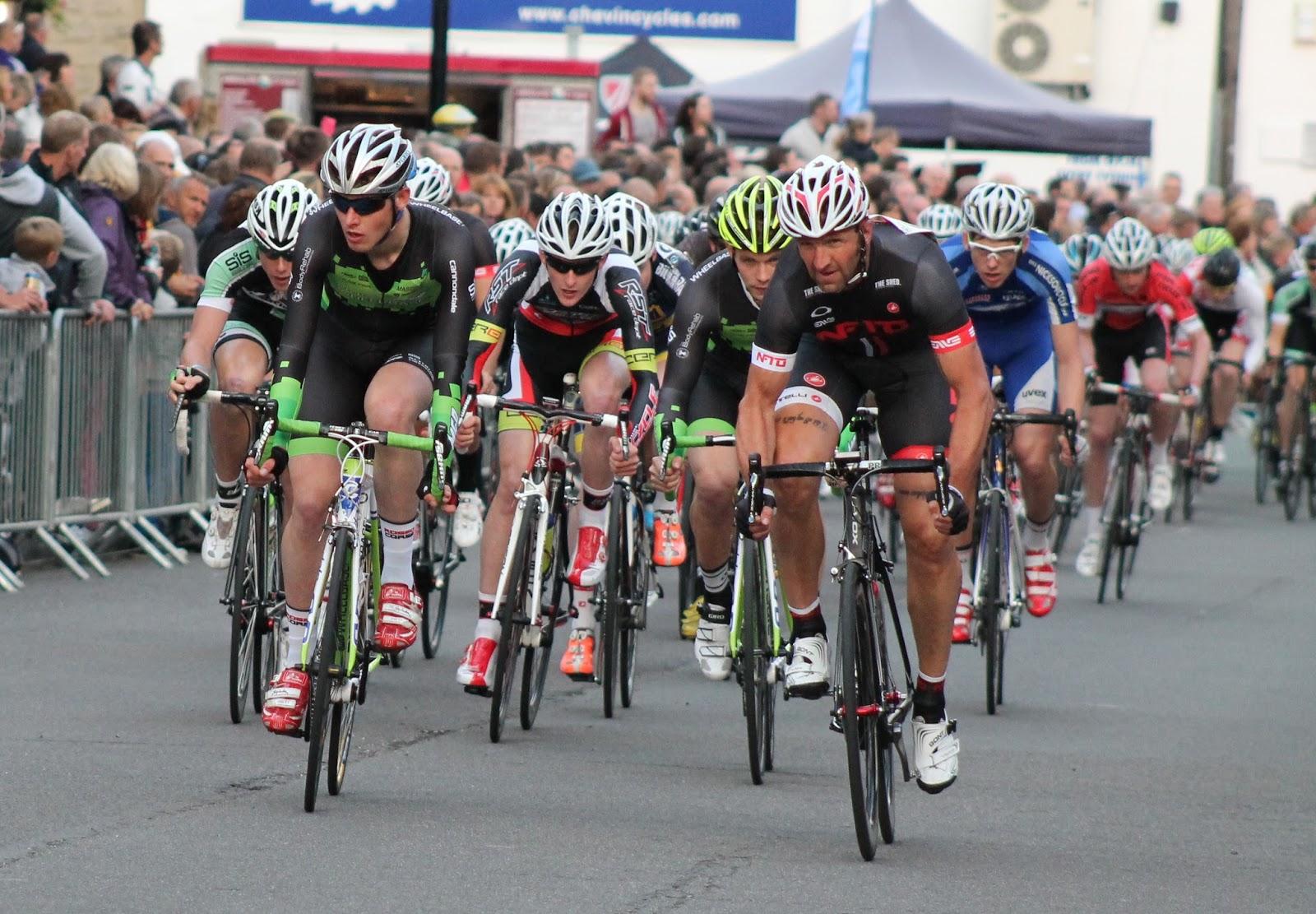 2020 LOGCO Otley Cycle Races @ Otley Town Centre
