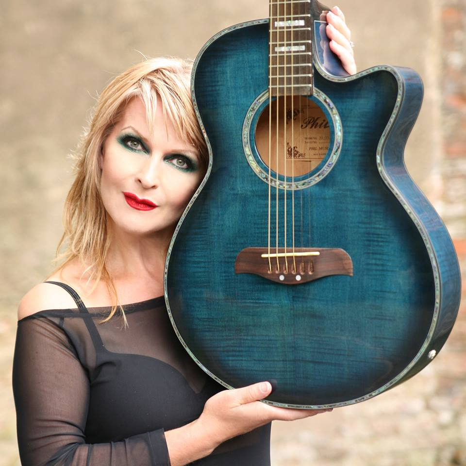 Toyah: Acoustic, Up Close & Personal - SOLD OUT @ Otley Courthouse