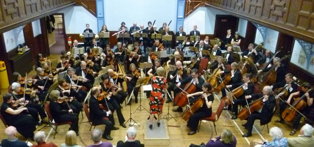 Otley Chamber Orchestra Concert @ Wesley Hall