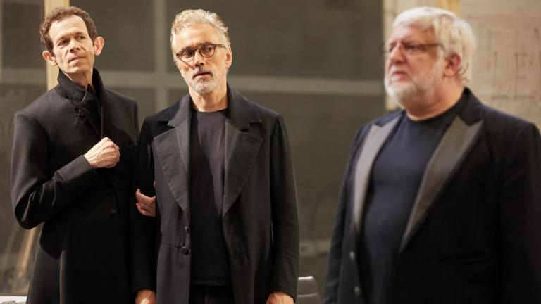 National Theatre Live: The Lehman Trilogy @ Otley Courthouse