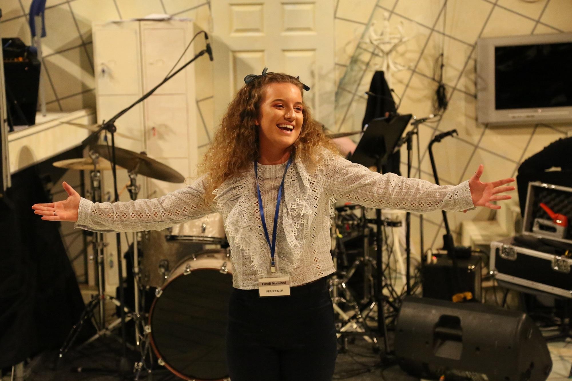 Emeli Mumford's A Night the Musicals @ Otley Parish Church
