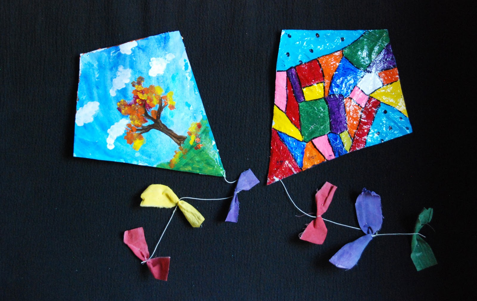 Kite & Puppet Making Workshop @ Otley Courthouse