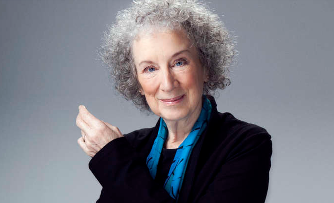 National Theatre Live: An Evening with Margaret Atwood: Recorded Screening @ Otley Courthouse