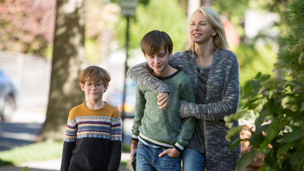 Movie Matinee: The Book of Henry @ Otley Courthouse