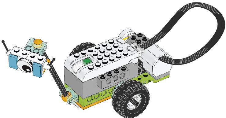 Lego Robotics (morning) @ Otley Courthouse