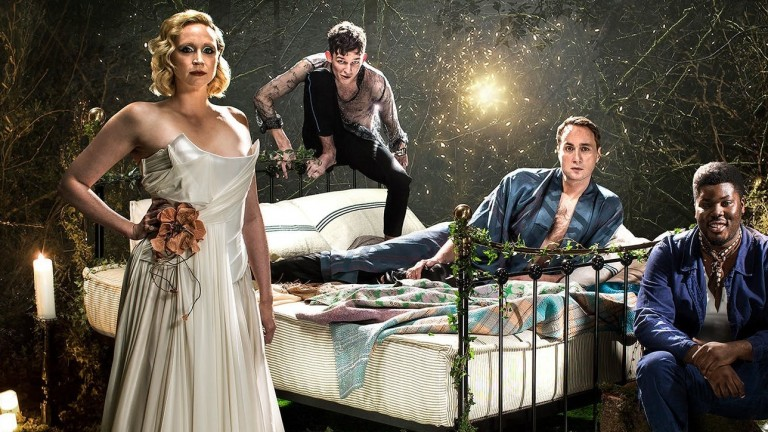 National Theatre: A Midsummer Night's Dream: Recorded Screening @ Otley Courthouse