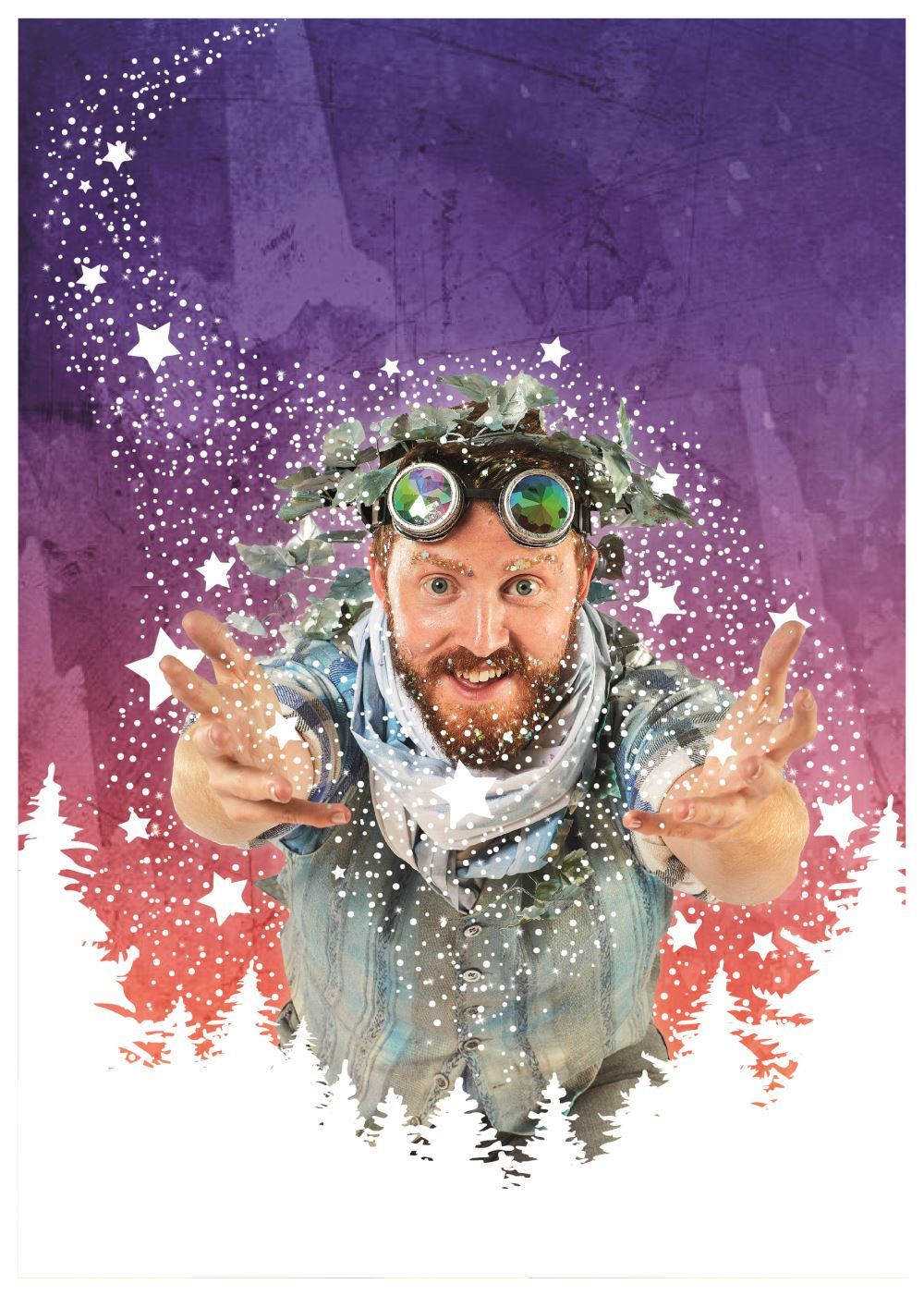 Jack Frost, A joyful Christmas Adventure 17/12 @ Otley Courthouse