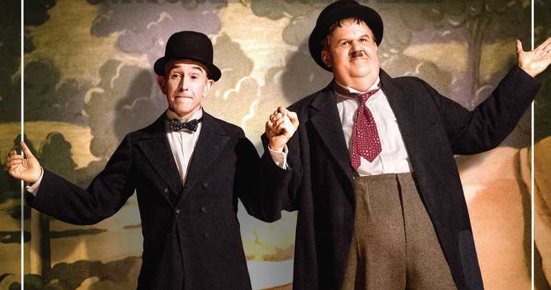 Movie Matinee - Stan and Ollie @ Otley Courthouse