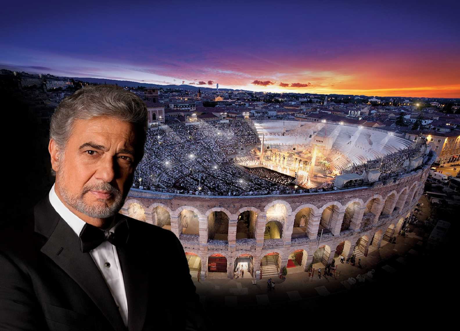 Placido Domingo: 50th Anniversary Concert - Recorded Screening @ Otley Courthouse