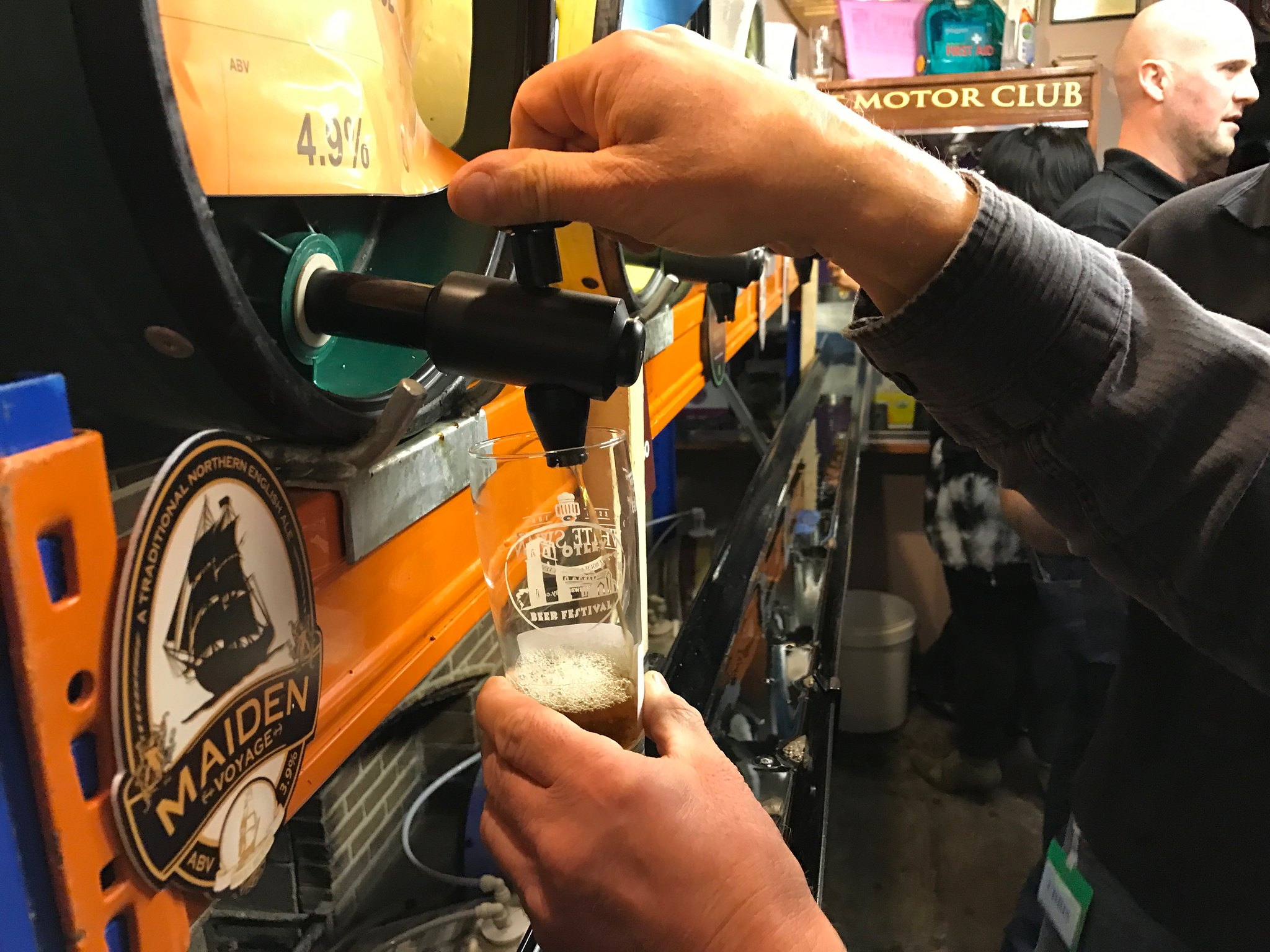 Otley Beer Festival 2019 - Day 1 @ Otley Rugby Club