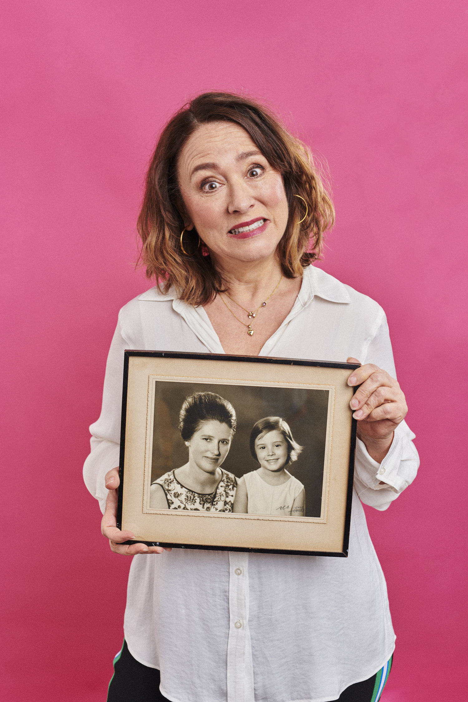 Arabella Weir: Does My Mum Loom Big In This? @ Otley Courthouse