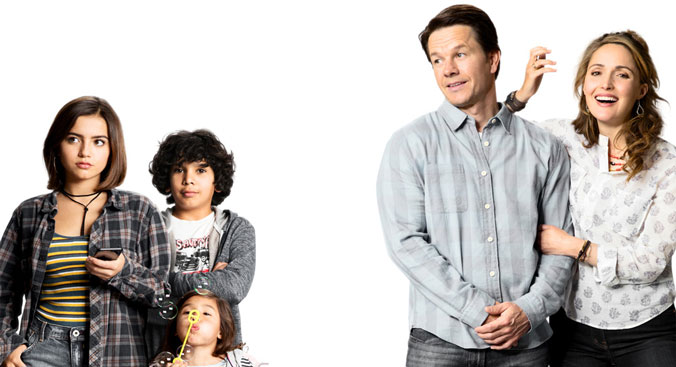 Movie Matinee - Instant Family @ Otley Courthouse