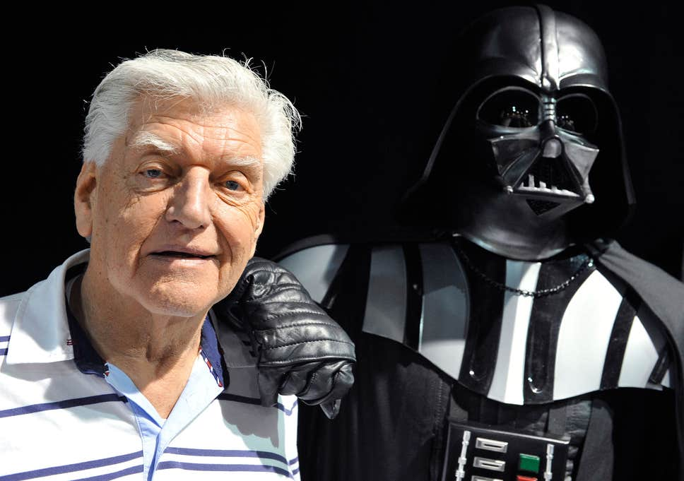 Light Side - An  evening with David Prowse @ Otley Courthouse