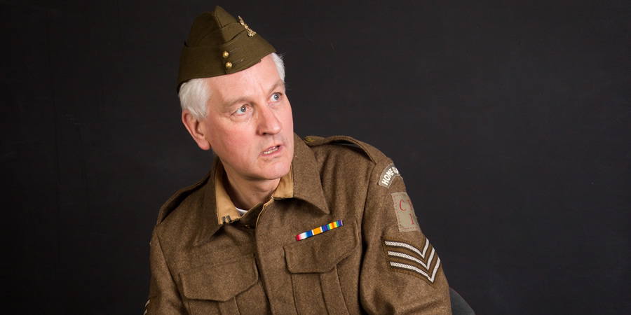 Julian Dutton in… DO YOU THINK THAT'S WISE? - The Life and Times of John Le Mesurier @ Otley Courthouse