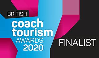 Coach Tourism 2020 Finalist